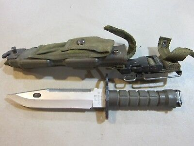 Phrobis III M9 Military Combat Knife USA- FREE SHIPPING