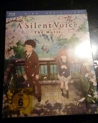 A Silent Voice - Deluxe Edition Blu-ray neu OVP Anime