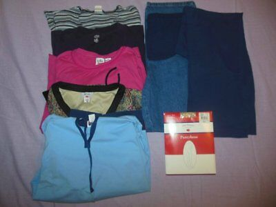 Lot of Maternity Clothes Size Medium Take Nine,Ana,Two Hearts