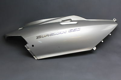Suzuki Burgman 650 03-11 Oem Right Front Side Seat Saddle Panel Trim Cowl