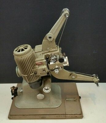 GB Bell & Howell Model 613H 16mm Cine Film Projector Vintage 1950s