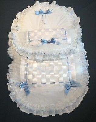 BABY Frilly  3 in 1  cosytoes/footmuff