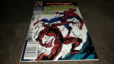Amazing Spider-Man #361 1992...nm-/nm.....1St. App. Of Carnage!!!!...beauty!!!