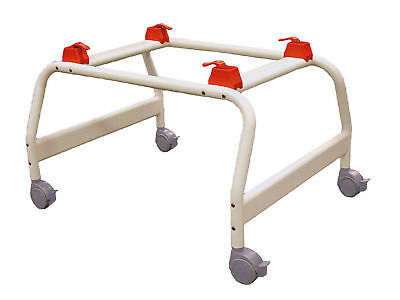 Shower Stand for Otter Bathing System with Wheels, Locking Casters, For Seat