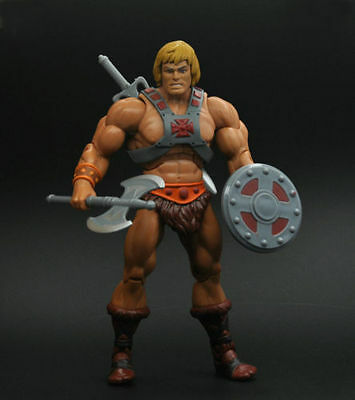 HeMan Complete MOTUC Masters of the Universe Classics Action Figures