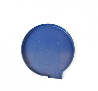 """Minelab 8"""" Blue Spare Skid Plate For SDC 2300"""