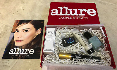 Allure Beauty Box-5 New Makeup Items-Philip B Deep Conditioning Creme Rinse+MORE