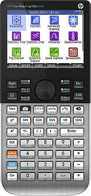 HP Prime Graphing Calculator Rev C HP G8X92AA#ABA