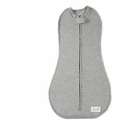 Woombie 0-3 Months Newborn 5-13 lbs Swaddle Original Twilight Gray Grey Baby NEW