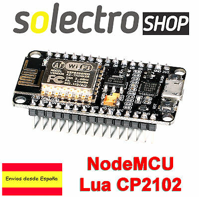 NodeMcu Lua ESP8266 ESP12E CP2102 WiFi Wireless Development Board IOT W0014