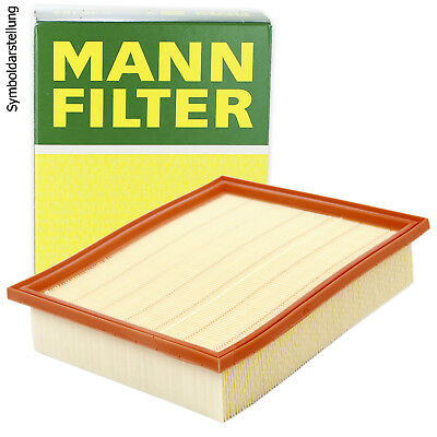 MANN-FILTER Luftfilter Motor Air Filter C 28 136/1