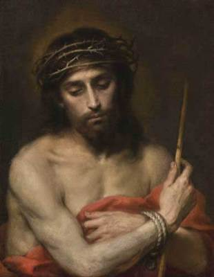 CHOP759 100% hand painted portrait Jesus oil painting wall decor art on canvas