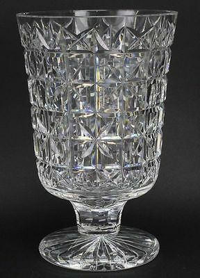 """waterford crystal 10"""" master cutters Vase"""