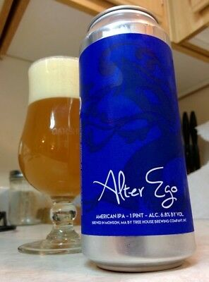 Tree House Brewing Alter Ego 6 Collectible Cans IPA  Treehouse