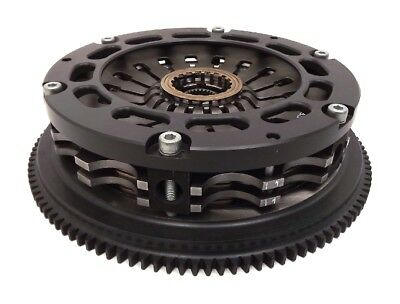 MTX Clutches - Twin Plate RallyCross Clutch & Flywheel for Mitsubishi EVO 4-9
