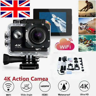 SJ9000 1080P Action Sports Camera Waterproof WiFi Cam DV Action Video Camcorder