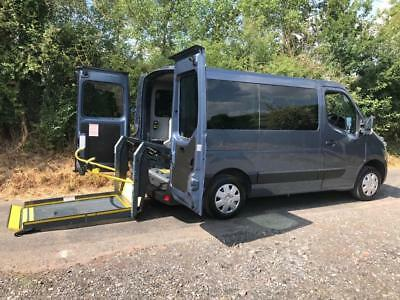 2013 Renault Master SL28dCi 100 WHEELCHAIR ACCESSIBLE VEHICLE 5 door Wheelcha...