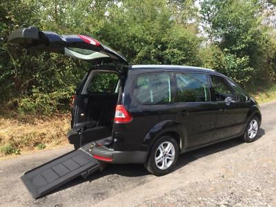 2015 Ford Galaxy 2.0 TDCi 140 Zetec 5dr Powershift AUTOMATIC WHEELCHAIR ACCES...
