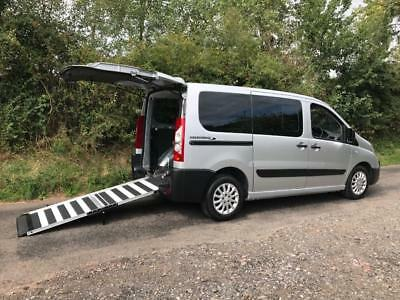 2015 Peugeot Expert Tepee 2.0 HDi L1 163 Comfort 5dr AUTOMATIC WHEELCHAIR ACC...