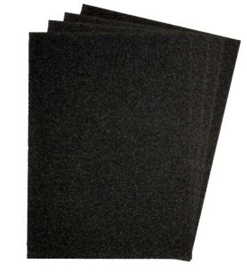 Wet and Dry Sandpaper DIY Paper Sanding Mixed Building Assorted GRIT 120-1200