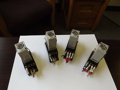 Wholesale Liquidation Omron Relay H3Y-4 3A Lot Of 4