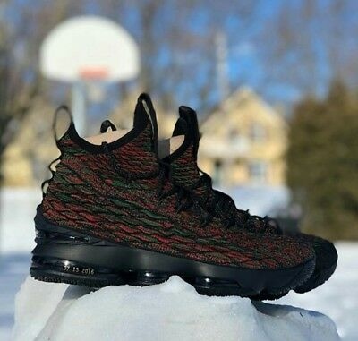 a8a8c641d9df ... new zealand mens nike lebron xv lmtd 897650 900 multicolour limited  edition trainers 95d9b dc45f