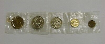 Russia USSR - 1964 Mint Set - 5-pc. Mint Set - Sealed in Cellophane