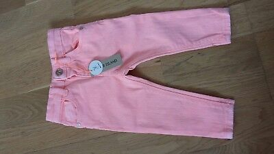Girls Jeans 9-12 months