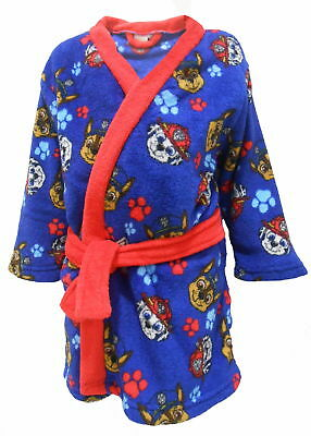 Paw Patrol Gift Boxed Boys Dressing Gown Robe