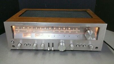Realistic STA-95 AM/FM Stereo Receiver – Guaranteed To Work