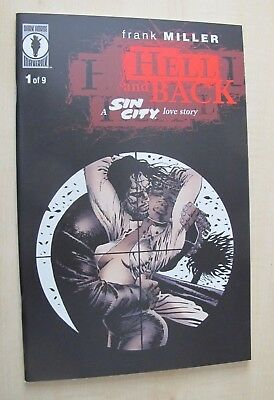 Dark Horse - Sin City: Hell and Back 1  (1999)  Frank Miller
