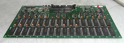 Yaskawa Memory Card Board, # JANCD-MM05, DF8000283, Used, WARRANTY