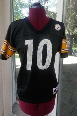 6c0ca6a0b NFL PITTSBURGH STEELERS   10 STEWART medium jersey T-SHIRT boys girls size