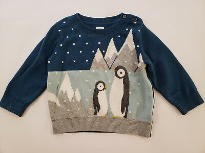 ~~ Gap Baby Boys Cotton Winter Sweater ~~ 12-18 months ~~