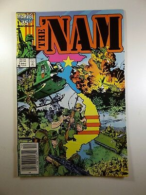 The 'Nam #1 Solid VG+ Condition!! Awesome Series!!