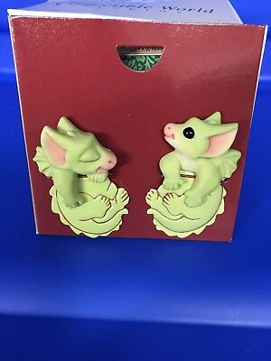 Pocket Dragons Real Musgrave Pocket Passengers Snoozer/Cruiser NIB