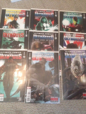 The Ultimates # 1-9 komplett