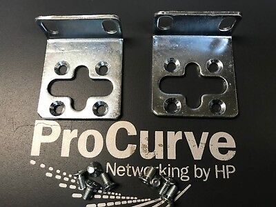 Mounting Rack Ears for HP Procurve J4813A J4903A J4899B J9021A J9028A and More
