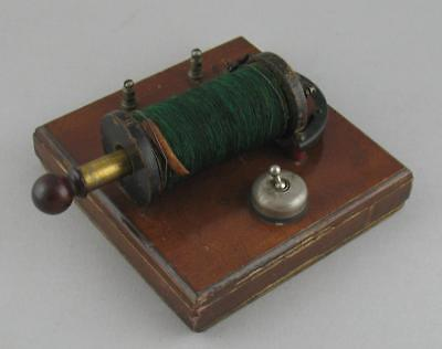 Antique Vintage Induction Coil Ruhmkorff Coil - Medical Electrotherapy