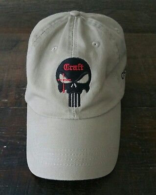 CHRIS KYLE ORIGINAL Craft International Hat RARE American Sniper LAST ONE!