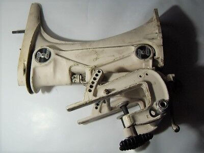 1958 Mercury Mark 25 Outboard Mid Section