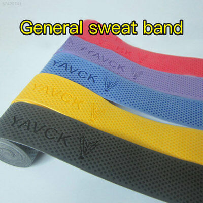 A8A8 A44A Anti-Slip Tennis Badminton Squash Racket Bat Grip Sweat Band Tape Roll