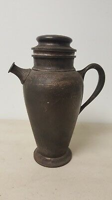 818g Sterling Silver Fisher No. 80 Pitcher Urn EUC F1