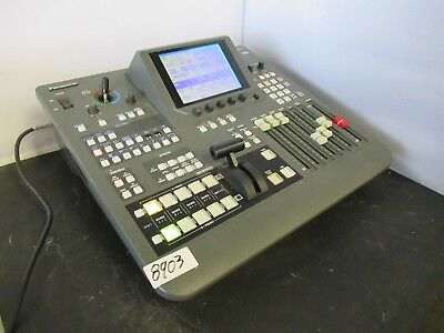 Panasonic AG-MX70 Digital AV Mixer #8903 AD