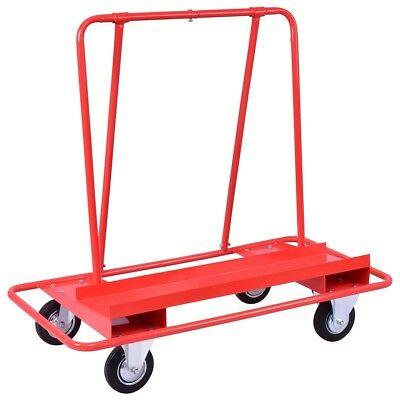 Drywall Cart Dolly Handling Heavy Duty Sheetrock Sheet Panel Service Cart Tool