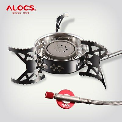 3500W Camping Cooking Gas Stove Burner for Outdoor Backpacking Hiking Camping