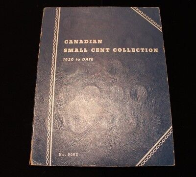 ***MANY EARLY DATES*** Canadian Small Cent Book (CC3403)