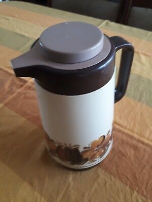 Vintage retro Collectible Zojirushi Elephant Made Unique Hot Cold Thermos Japan