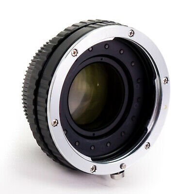 GFG Focal Reducer - Canon EF EF-S Lens to Micro 4/3 Mount Camera M43 Speed Boost