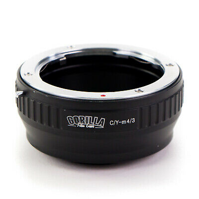 GFG Lens Mount Adapter - Contax Yashica CY C/Y Lens to Micro 4/3 Mount Camera